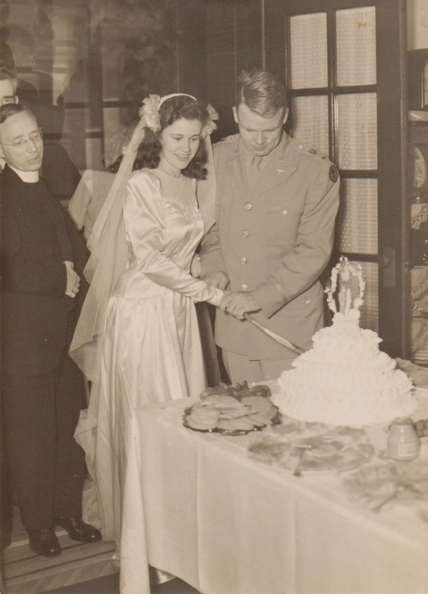 7-20-1944 Cake Cutting