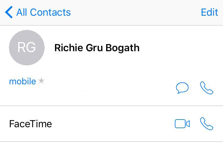 Richie Gru