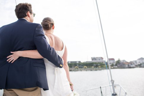 Little Egg Harbor Yacht Club wedding in Beach Haven, NJ on LBI