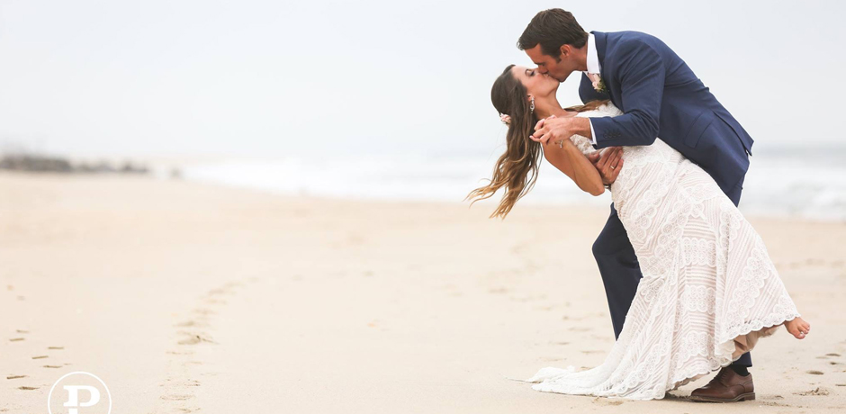 NJ Beach Wedding