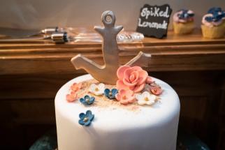 Wedding cake by Sweet Memories Cake Shoppe