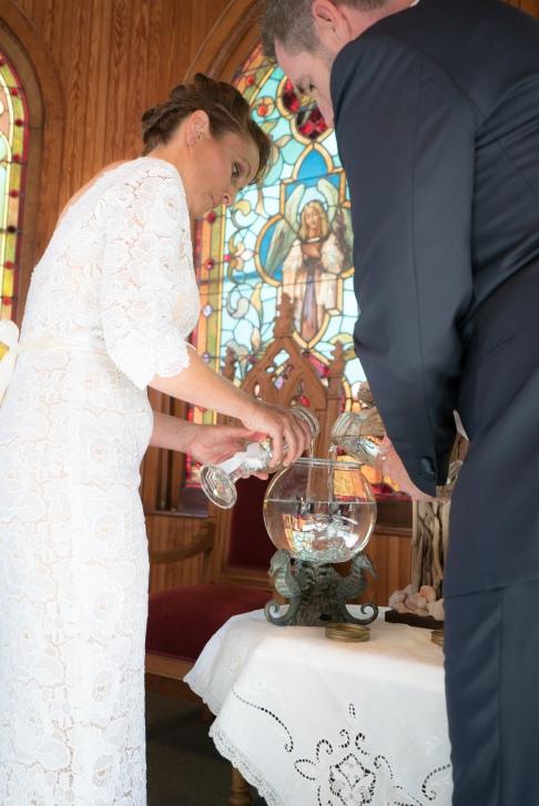 wedding fish ceremony